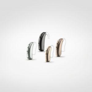 BTE - fülmögött viselt hallókészülék