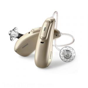 RIC - Kihelyezett hangszórós hallókészülék
